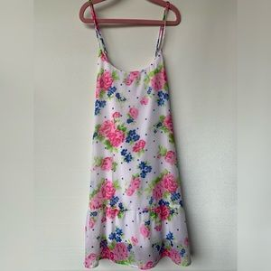 Youth XL, Abercrombie kids, floral summer dress